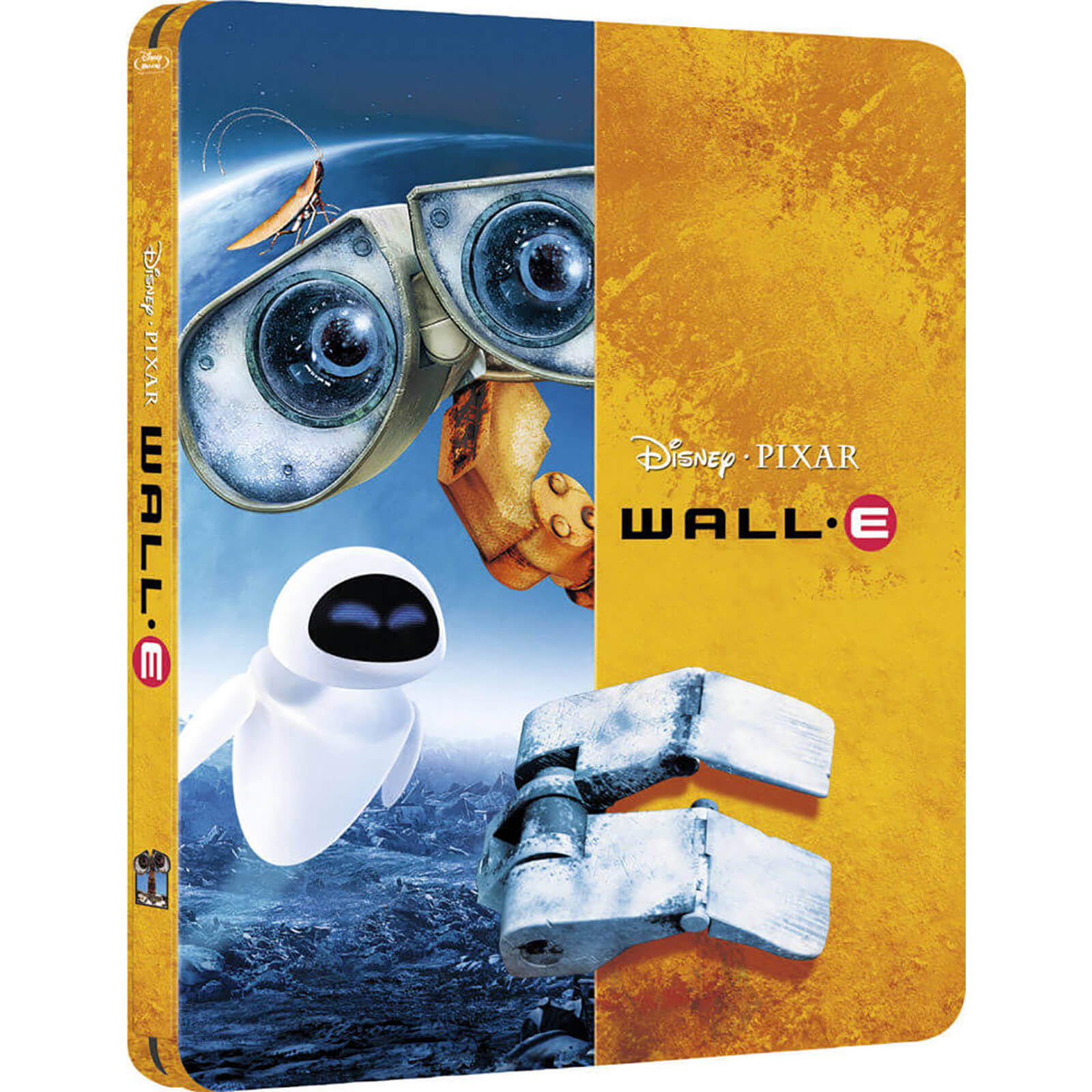 Wall-E - Zavvi Exclusive Limited Edition Steelbook (The Pixar Collection #12) (3000 Only) von Walt Disney Studios