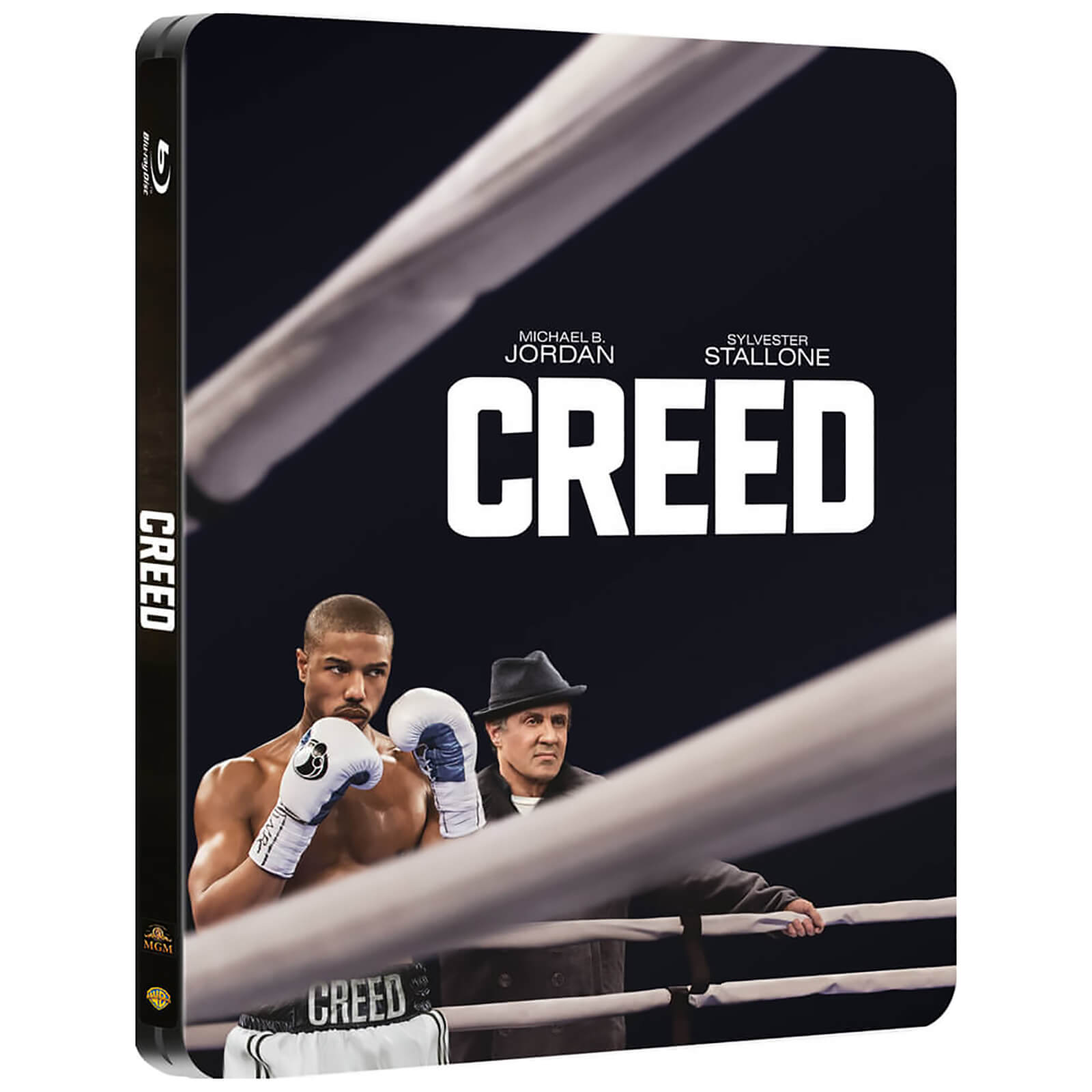 Creed - Rocky's Legacy Zavvi exklusives Limited Edition Steelbook Blu-ray von Warner Home Video