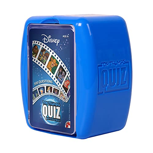 Winning Moves Disney Top Trumps Quiz Spiel von Winning Moves