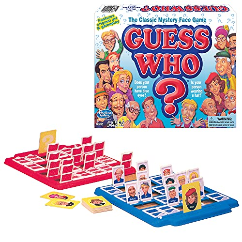 Guess Who? Board Game by Winning Moves von Winning Moves