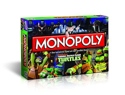 Monopoly Winning Teenage Mutant Ninja Turtles 42808 von Winning Moves