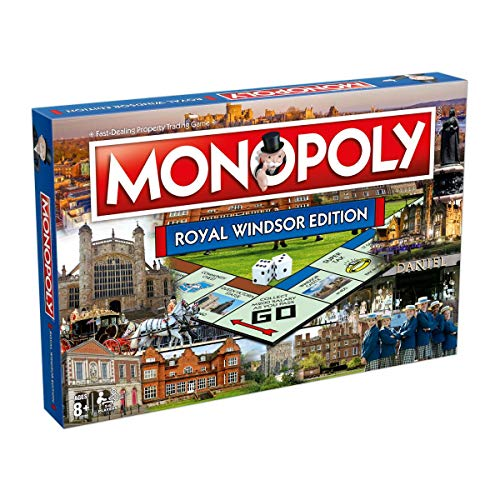 Winning Moves 033312 Royal Windsor Monopoly, Mehrere von Winning Moves