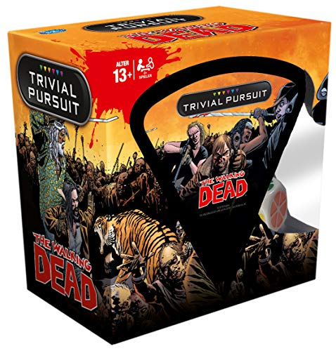 Winning Moves Trivial Pursuit The Walking Dead Quizspiel von Winning Moves