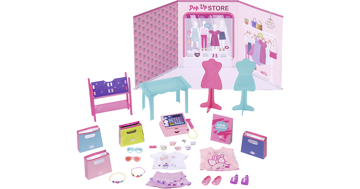 BABY born® Boutique Pop Up Store von Zapf Creation