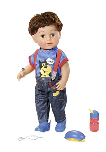 Zapf Creation 825365 Baby Born Brother, bunt von Zapf Creation
