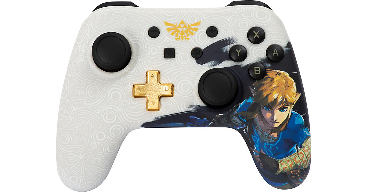 Nintendo Switch Controller: Iconic Link von ak tronic