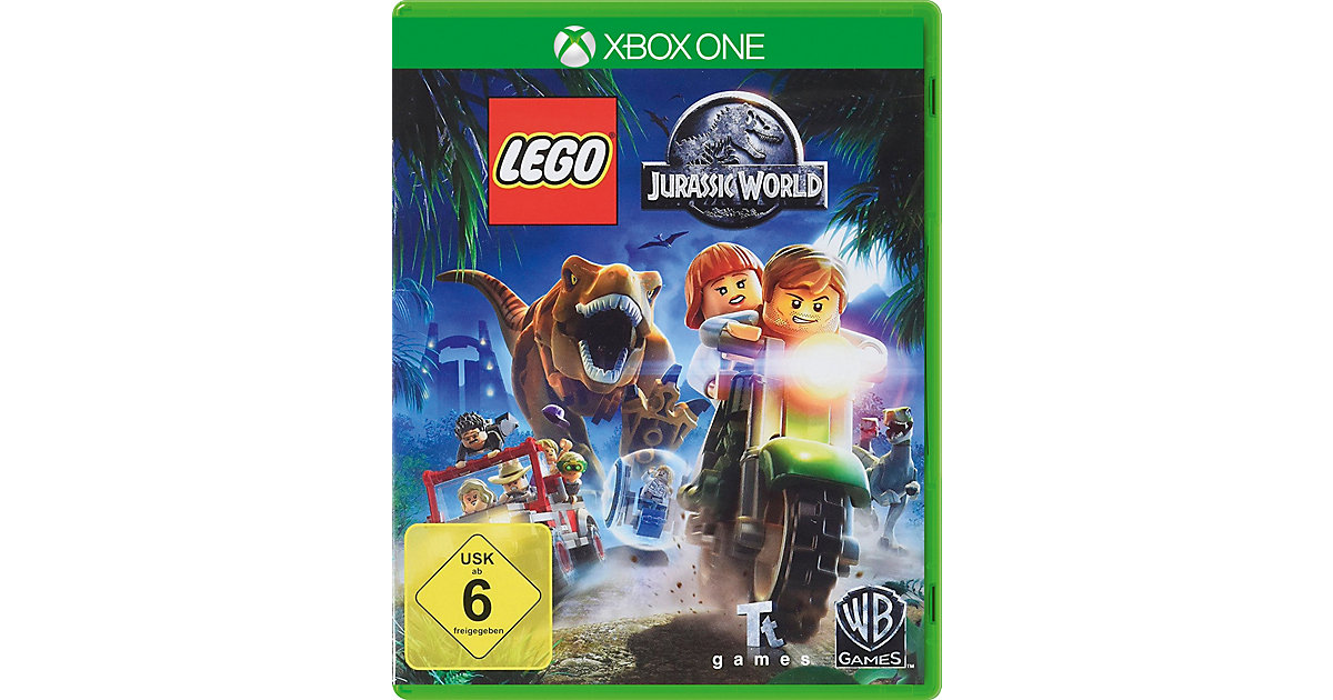 XBOX ONE LEGO Jurassic World von ak tronic