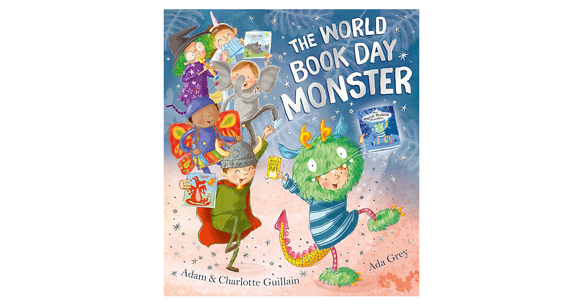Buch - The World Book Day Monster