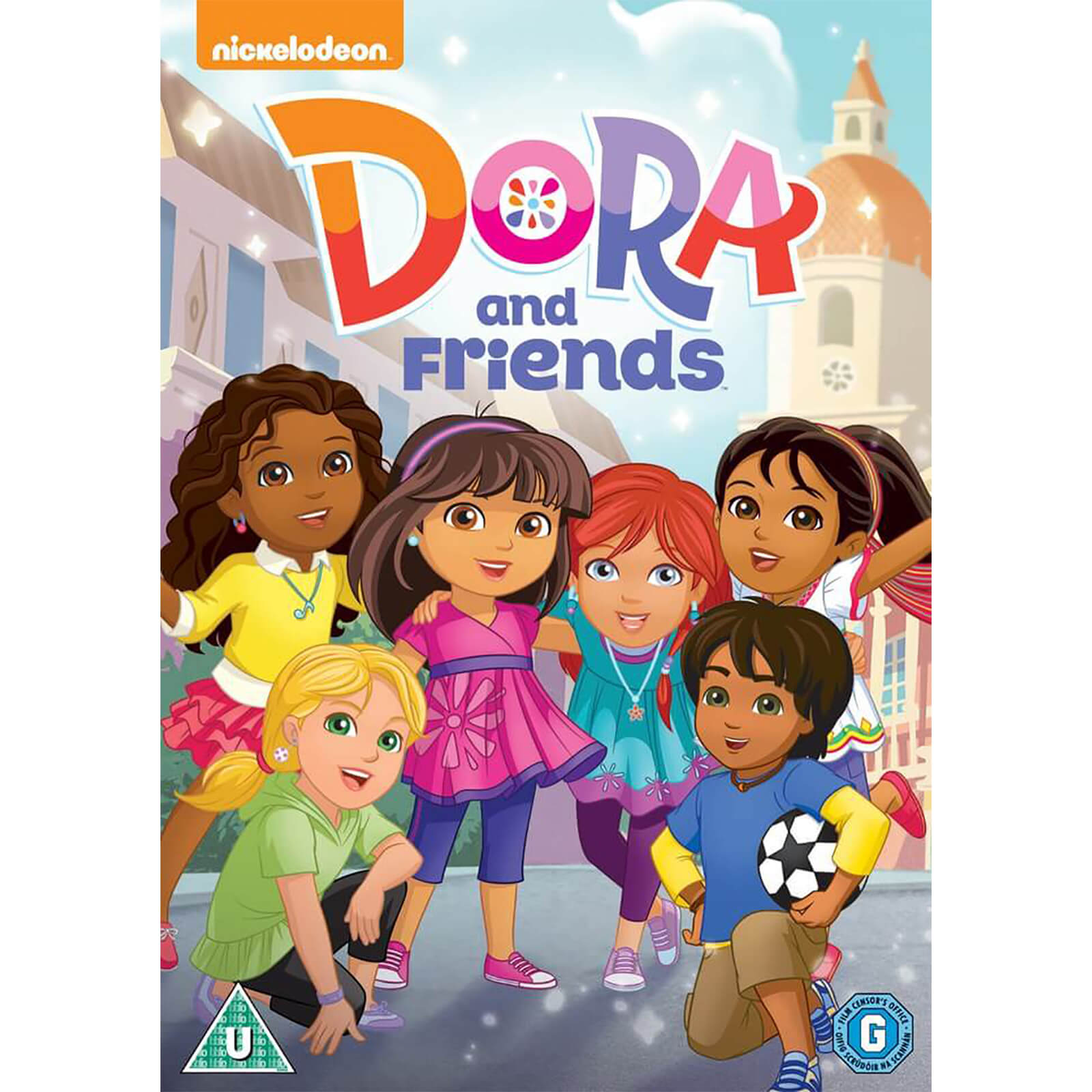 Dora and Friends - We Have a Pirate Ship / Royal Ball / Magic Ring / Dance Party von Paramount Home Entertainment