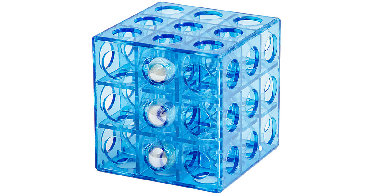 SCube: Labyrinth Cube Beginner - Blue