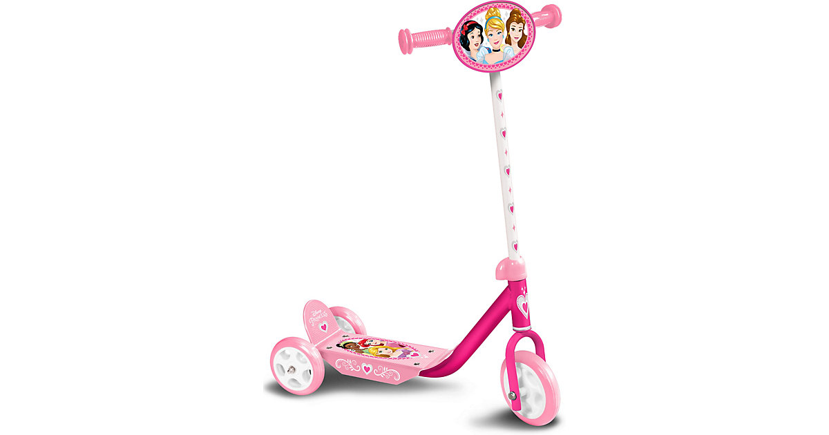 Tretroller Disney Princess rosa