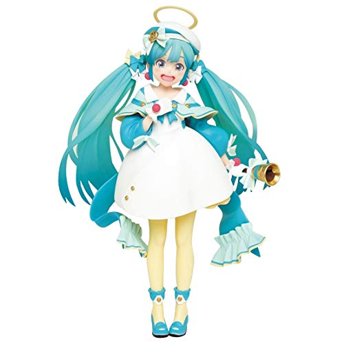 taito Hatsune Miku figure 2nd season Winter ver. japan limited goods kawaii von taito