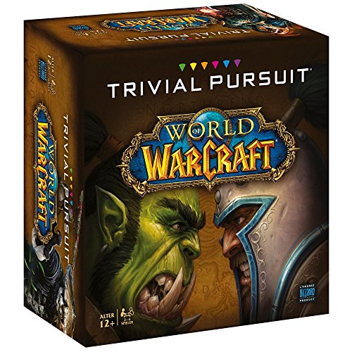 World of Warcraft - Original Trivial Pursuit - Kartenspiel | Blizzard Entertainment von wow